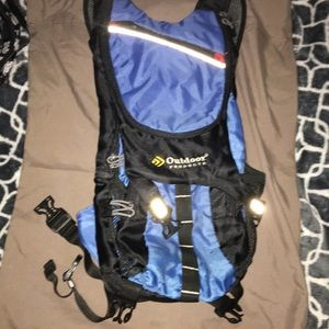 Outdoor products hydration day pack